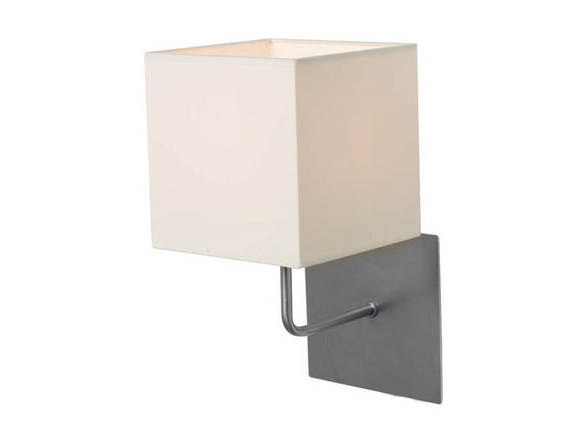 Metal wall lamp with fixed arm FORQ | Wall lamp with fixed arm by Aromas del Campo