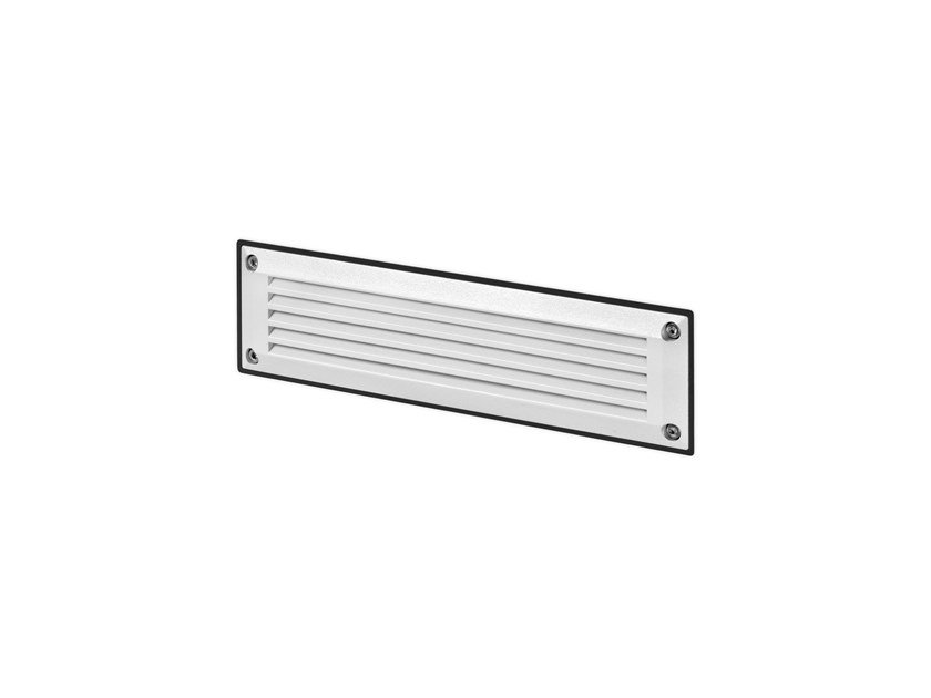 LED wall-mounted outdoor steplight FORUM G LED by INDELAGUE | ROXO Lighting