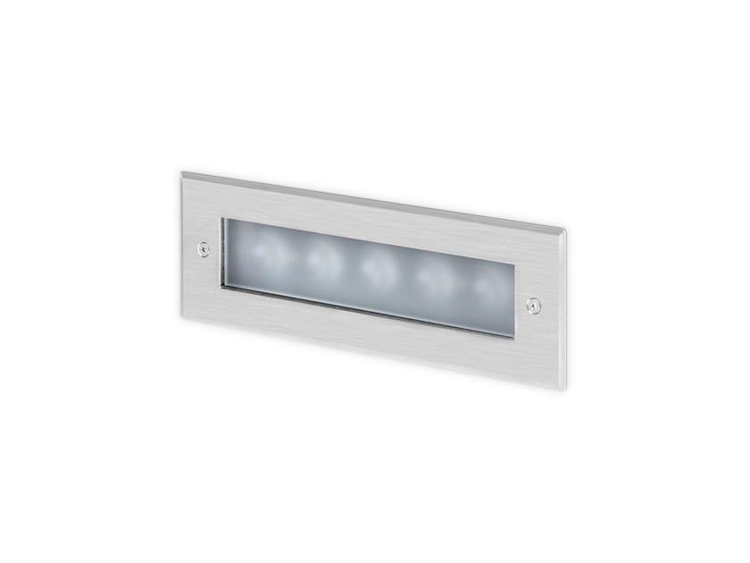 Segnapasso a LED a parete FORUM LED by INDELAGUE | ROXO Lighting