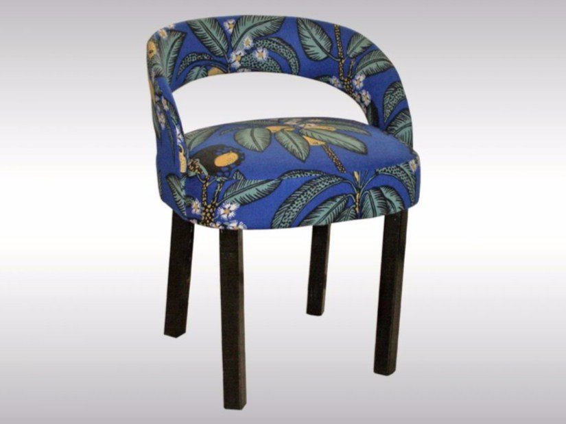 Fabric chair FOUR CHAIRS by Woka Lamps Vienna