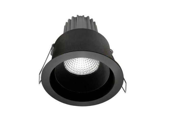 LED recessed aluminium spotlight FOUR DL-LW ADJ by LED BCN