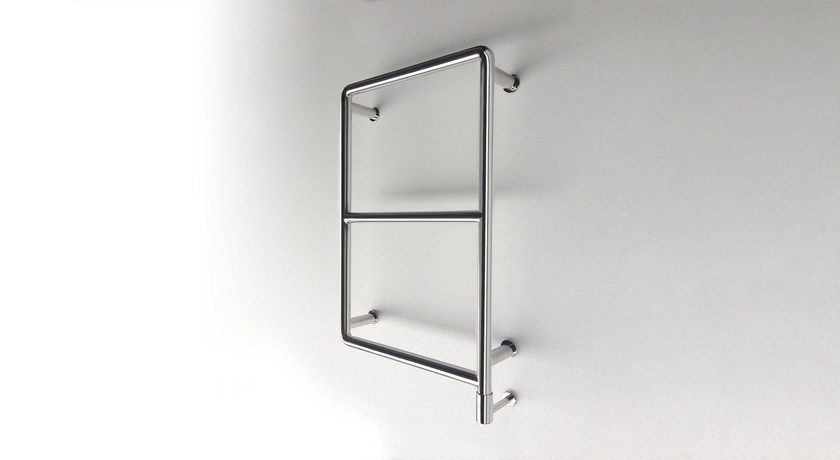 Wall-mounted towel warmer FOURFOZ by FOURSTEEL