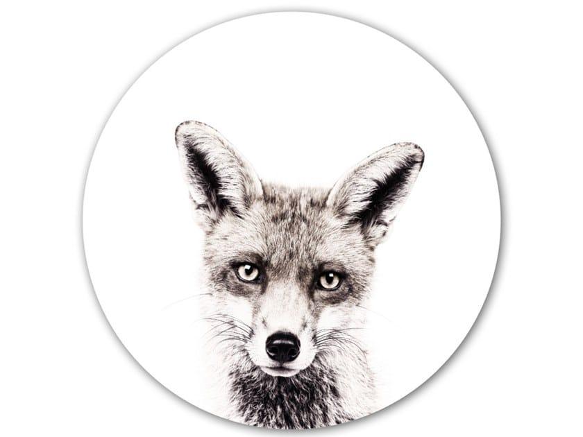 Decorazione adesiva a motivi FOX | Decorazione adesiva by Groovy Magnets