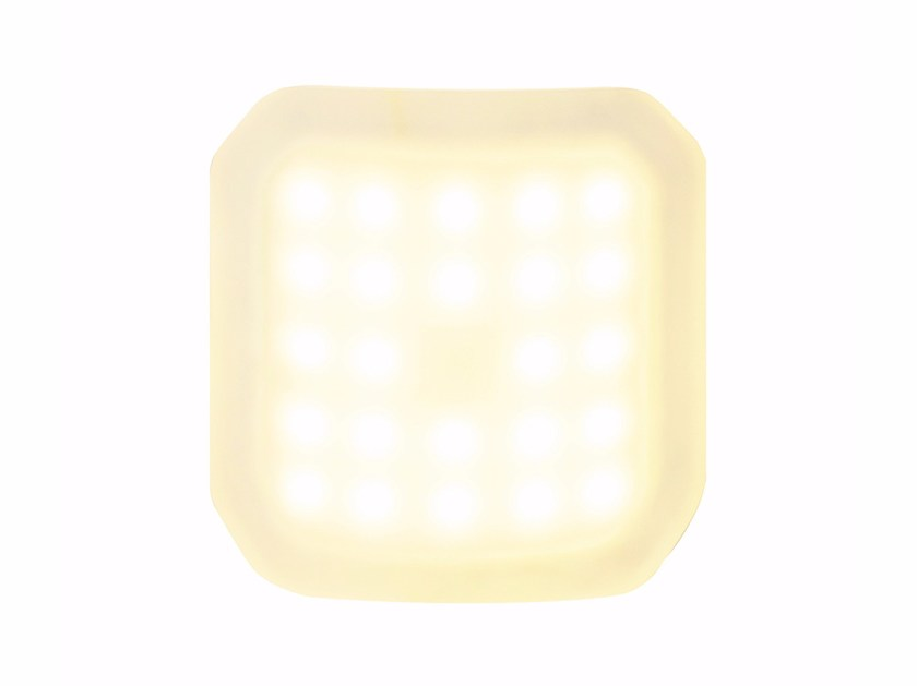 LED wall lamp FOXX CURVE by Top Light