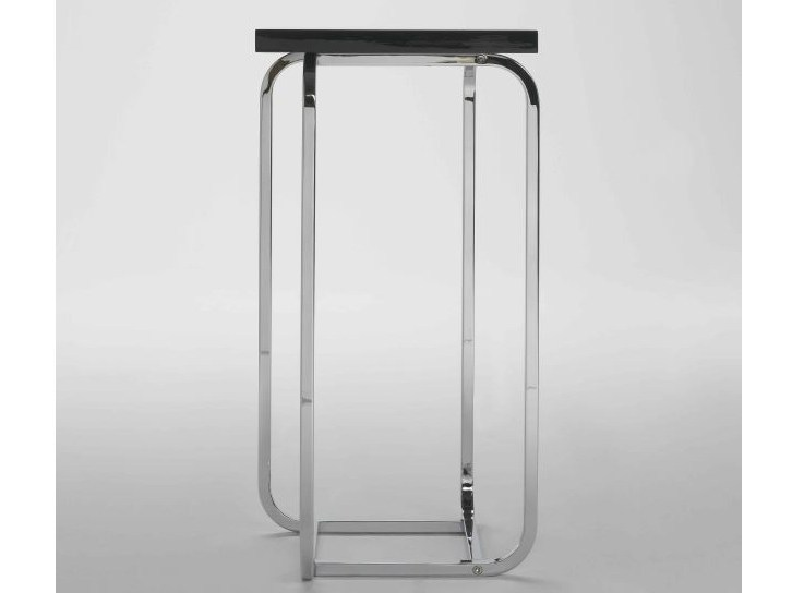 Square steel high side table FP09 | Coffee table by Matrix International