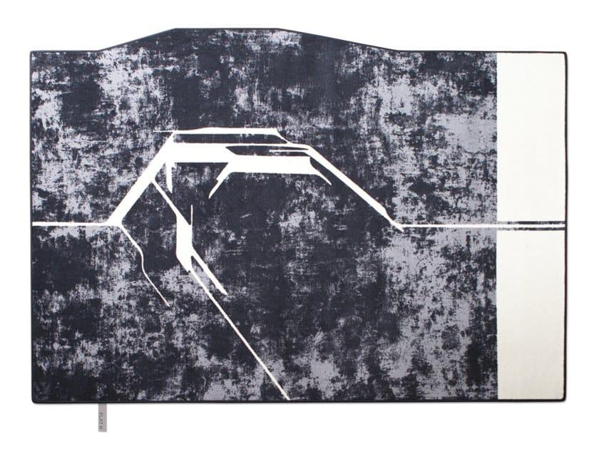 Wool rug FRACTURE 001 by FLAT'N