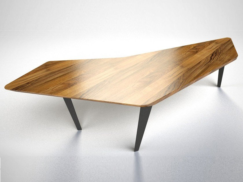 Wooden table FRAGMENTS | Wooden table by IronWoods