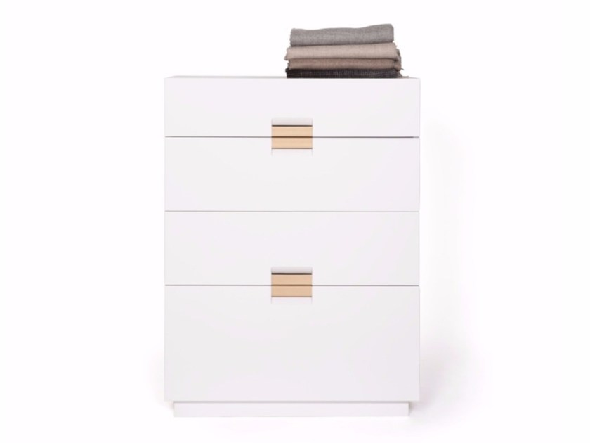 MDF chest of drawers FRAME | Chest of drawers by ASPLUND