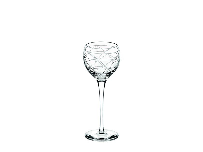 Crystal liquor glass FRAME | Liquor glass by Vista Alegre