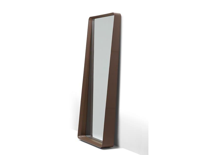 Freestanding rectangular framed mirror FRAME | Mirror by GIORGETTI
