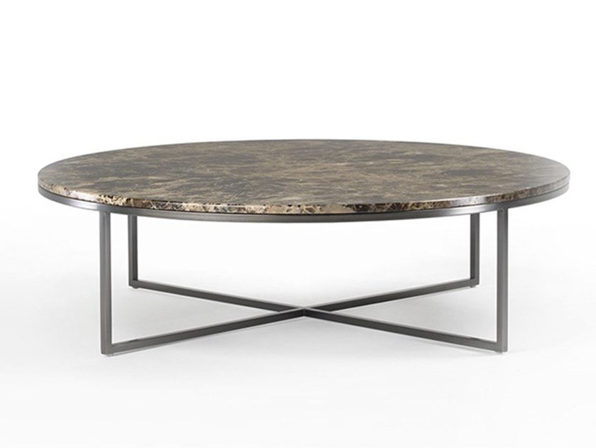 Frame Round Coffee Table By Marelli