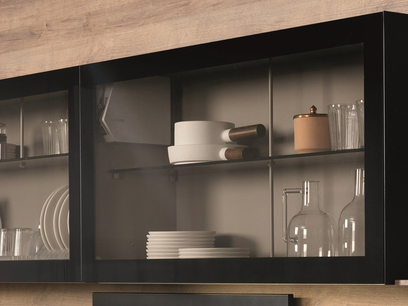 Frame Wall Cabinet Frame Collection By Euromobil Design Roberto Gobbo