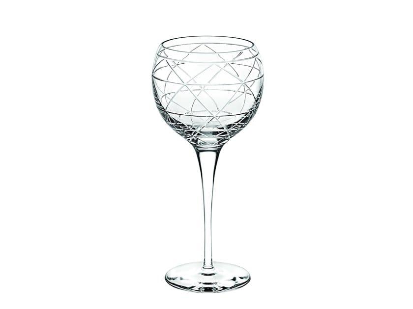 Crystal wine glass FRAME   Wine glass by Vista Alegre