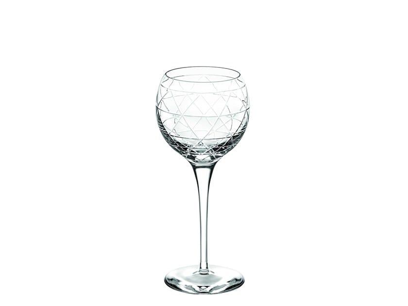 Crystal wine glass FRAME | Wine glass by Vista Alegre