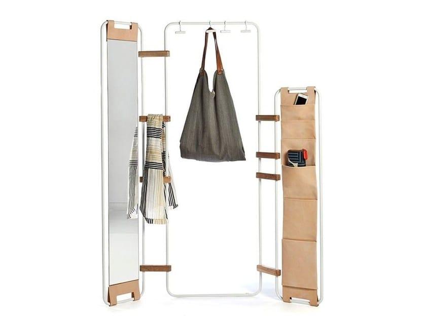 Free standing hallway unit LYNKO SYSTEM | Hallway unit by Natalia Geci