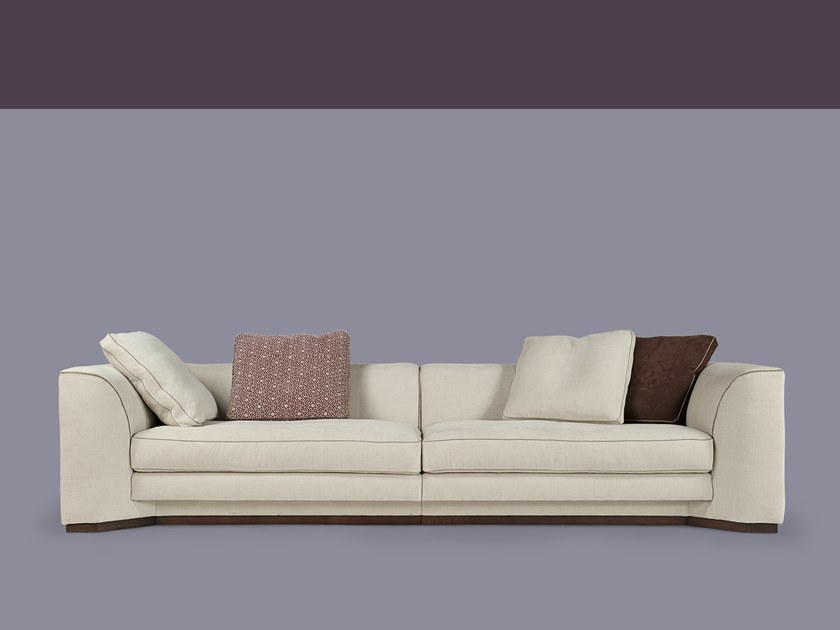 Sectional fabric sofa FRANKLIN   Fabric sofa by Borzalino