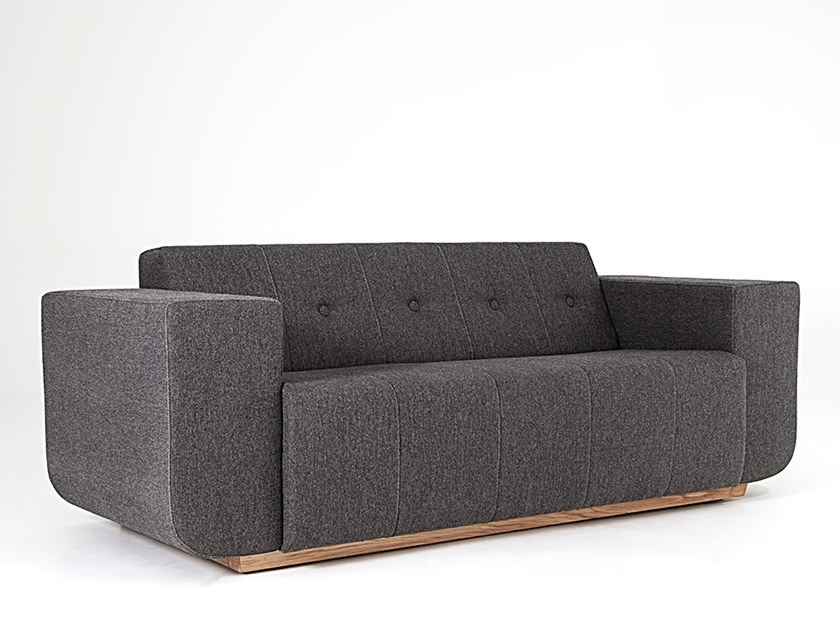 Fabric sofa FRASER | Sofa by Liqui Contracts