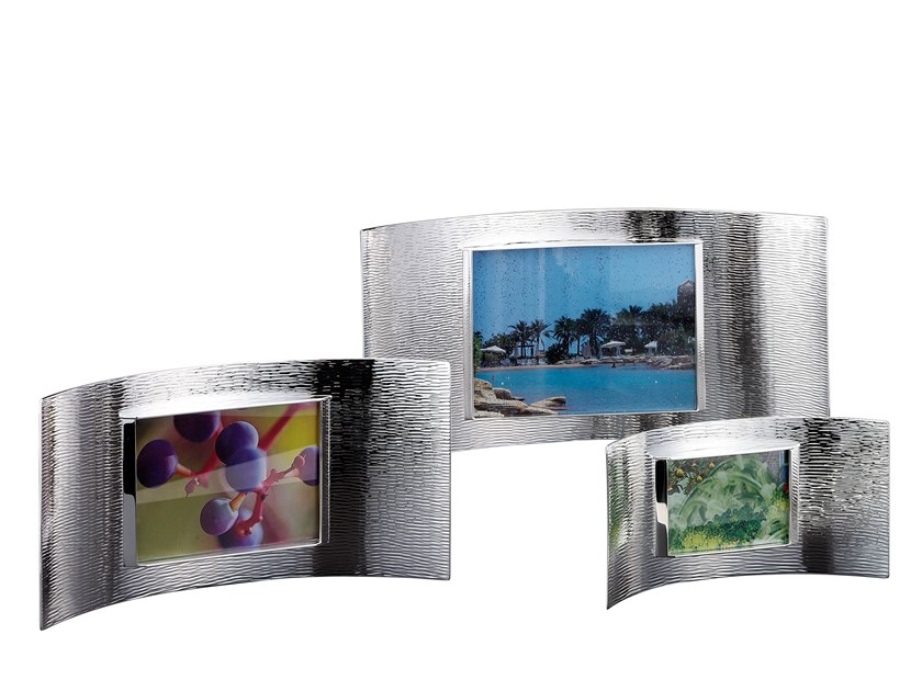 Silver frame FRATES by ZANETTO