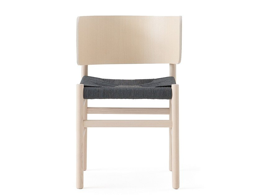 Open back rope chair FRATINA | Chair by BILLIANI
