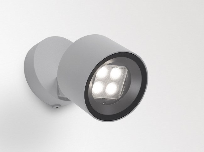 Proiettore per esterno a LED orientabile FRAX S by Delta Light