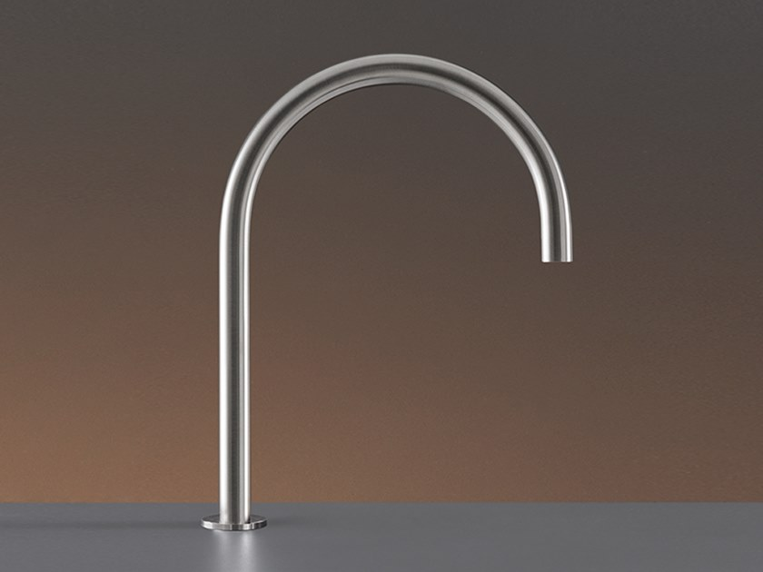 Deck mounted swivelling spout FRE 91 by Ceadesign