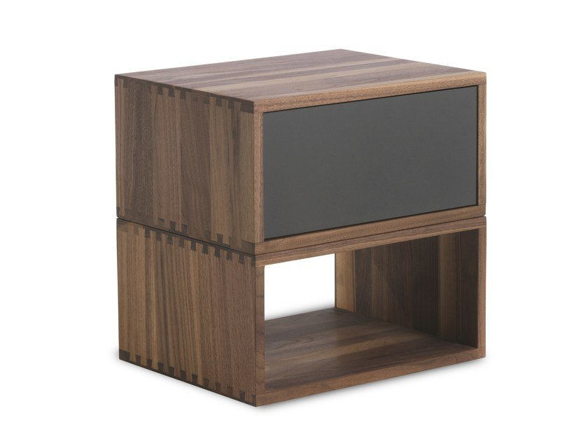Exceptionnel Rectangular Wooden Bedside Table FREEDOM | Bedside Table By Riva 1920