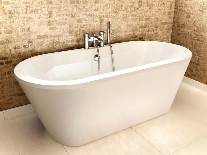 Freestanding oval bathtub FREESTARK by Polo
