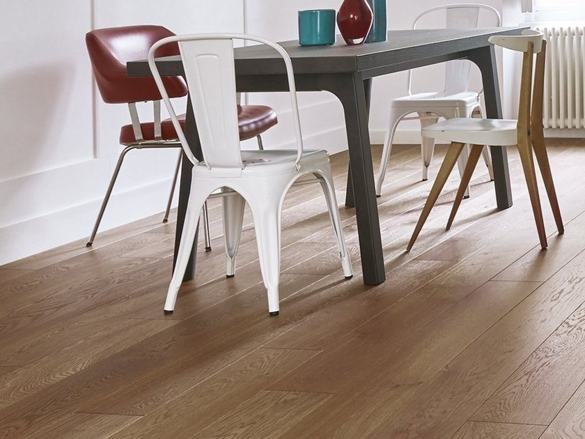 Panaget engineered wood floor french oak authentic cuir diva 184panaget