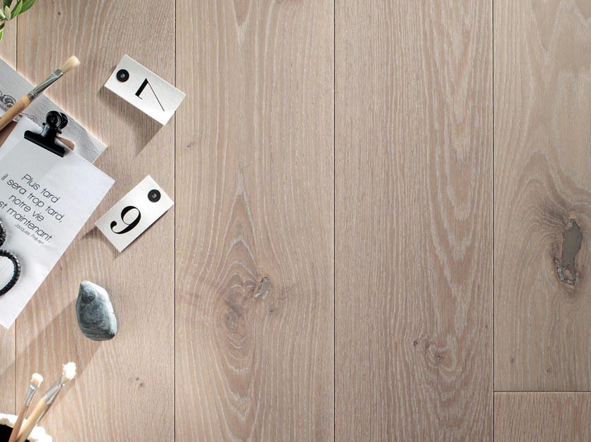 Engineered Wood Floor French Oak Authentic Tufeau Diva 184 By Panaget