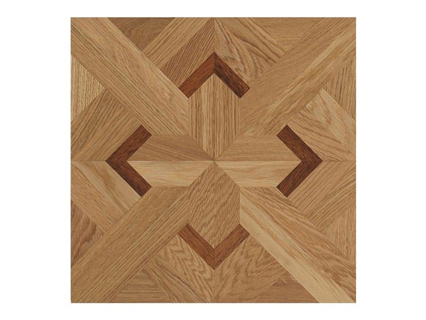 Oak parquet FRENCH OAK CLASSIC #1 SATIN CARMEN by PANAGET