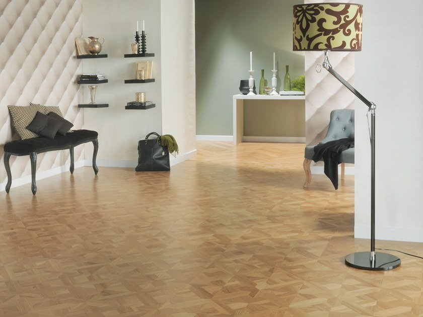 Engineered parquet FRENCH OAK CLASSIC #2 SATIN CARMEN by PANAGET