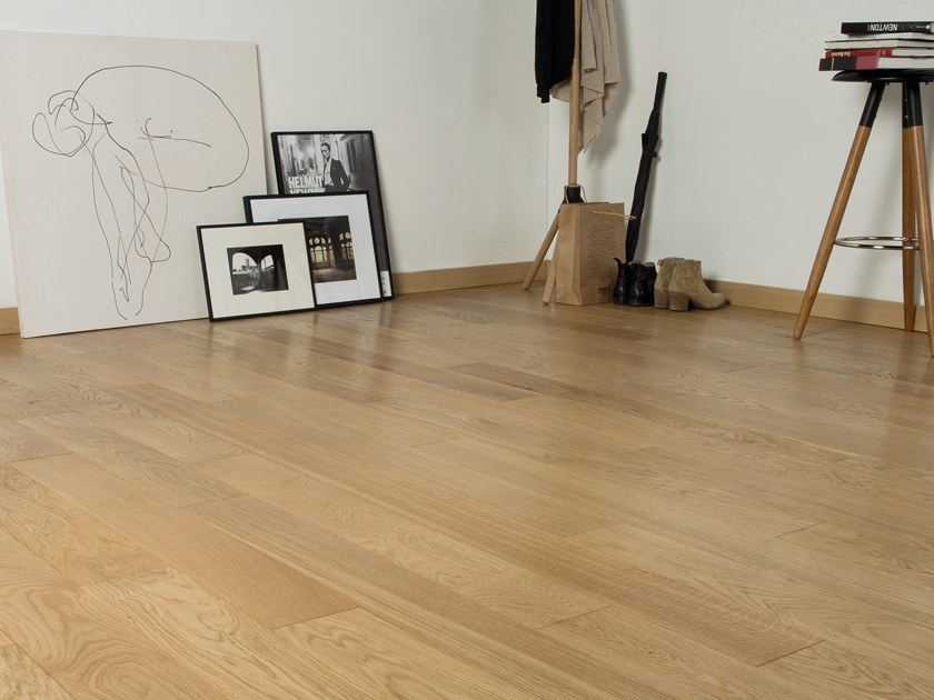 Engineered wood floor FRENCH OAK CLASSIC OPALE DIVA 139 by PANAGET