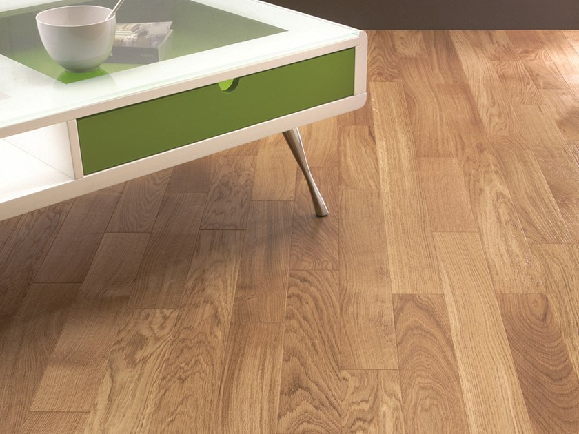 Engineered wood floor FRENCH OAK CLASSIC OPALE DIVA 90 by PANAGET