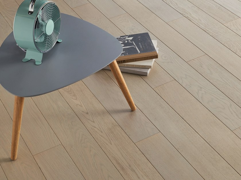 Engineered wood floor FRENCH OAK CLASSIC PERLINE DIVA 139 by PANAGET