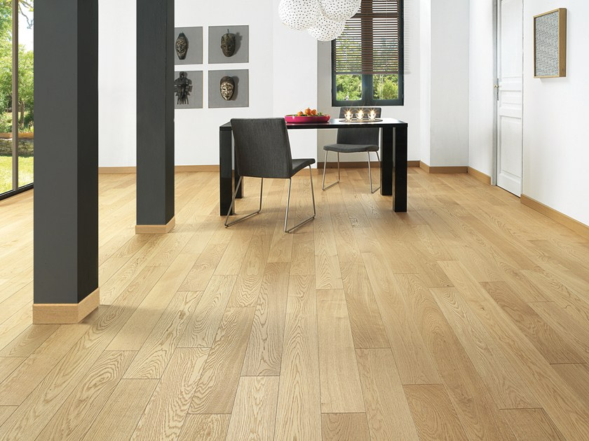 Engineered wood floor FRENCH OAK CLASSIC TOPAZE DIVA 184 by PANAGET