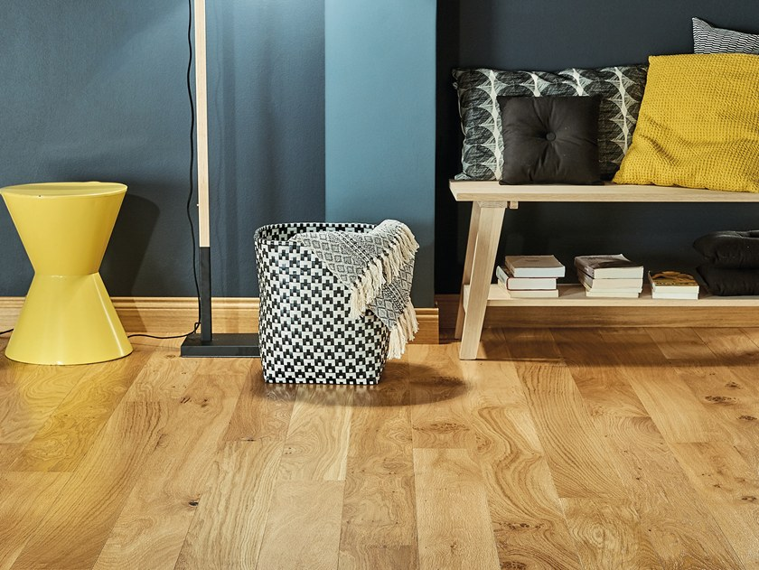 Engineered wood floor FRENCH OAK MIX OPALE 139 PLANK by PANAGET
