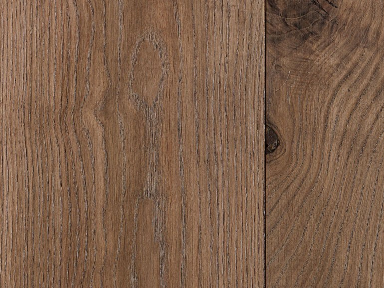 Prefinished 3-layer parquet FRENCH OAK   PAINTED MUD by DELBASSO PARQUET