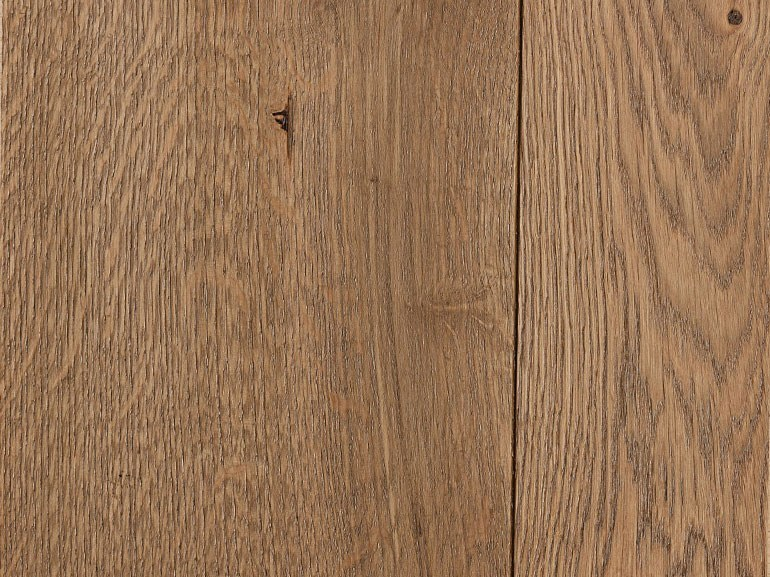 Prefinished 3-layer parquet FRENCH OAK | PAINTED THERMO by DELBASSO PARQUET