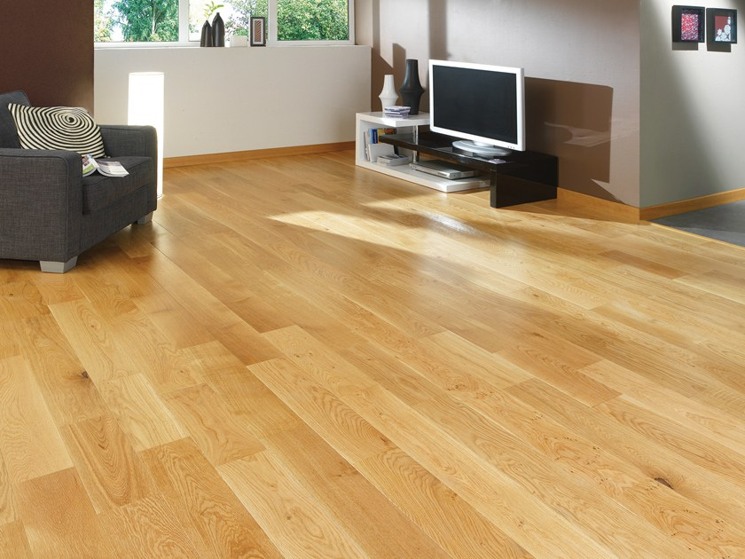 Engeneered wood floor FRENCH OAK TRADITION SATIN ALTO 139 by PANAGET