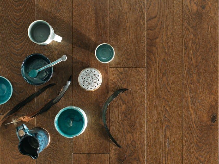 Wooden parquet FRENCH OAK ZENITUDE FAUVE DIVA 139 by PANAGET