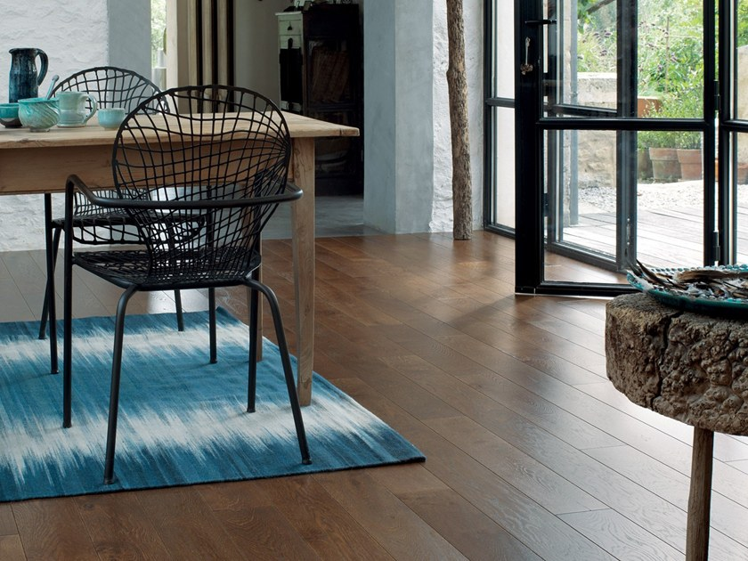 Engineered wood floor FRENCH OAK ZENITUDE FAUVE DIVA 184 by PANAGET