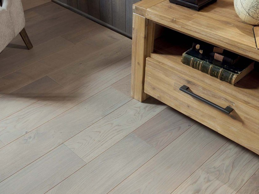 Engineered Wood Floor French Oak Zenitude Grey Oil Diva 184 By Panaget