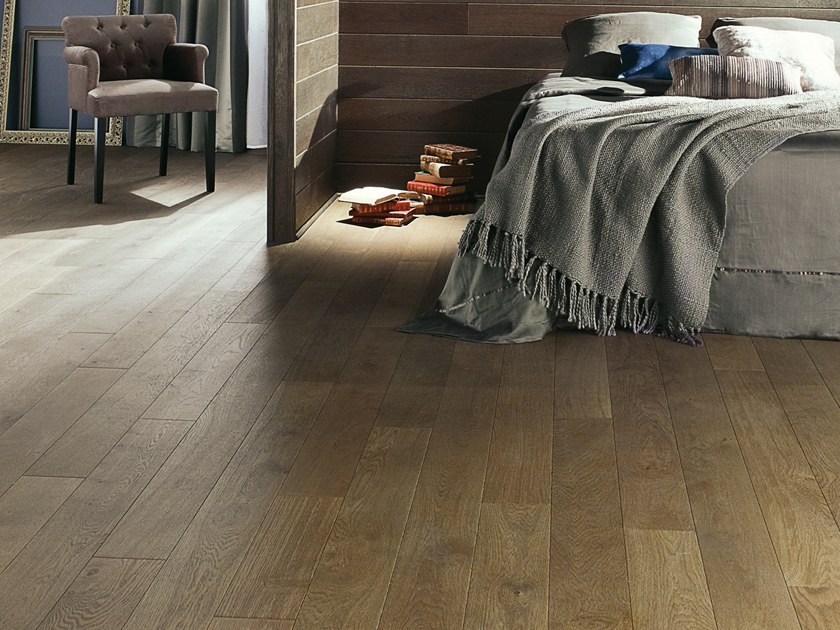 Engeneered wood floor FRENCH OAK ZENITUDE HABANO DIVA 139 by PANAGET