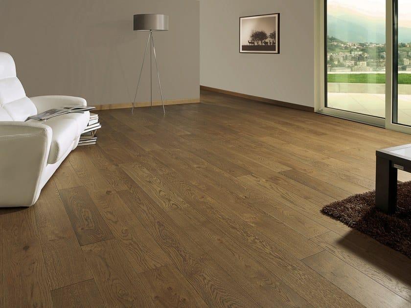 Engeneered wood floor FRENCH OAK ZENITUDE HABANO DIVA 184 by PANAGET