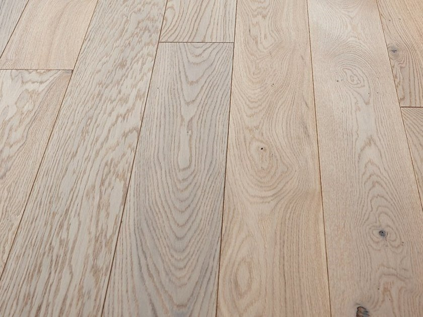Engineered wood floor FRENCH OAK ZENITUDE LINEN DIVA 139 by PANAGET