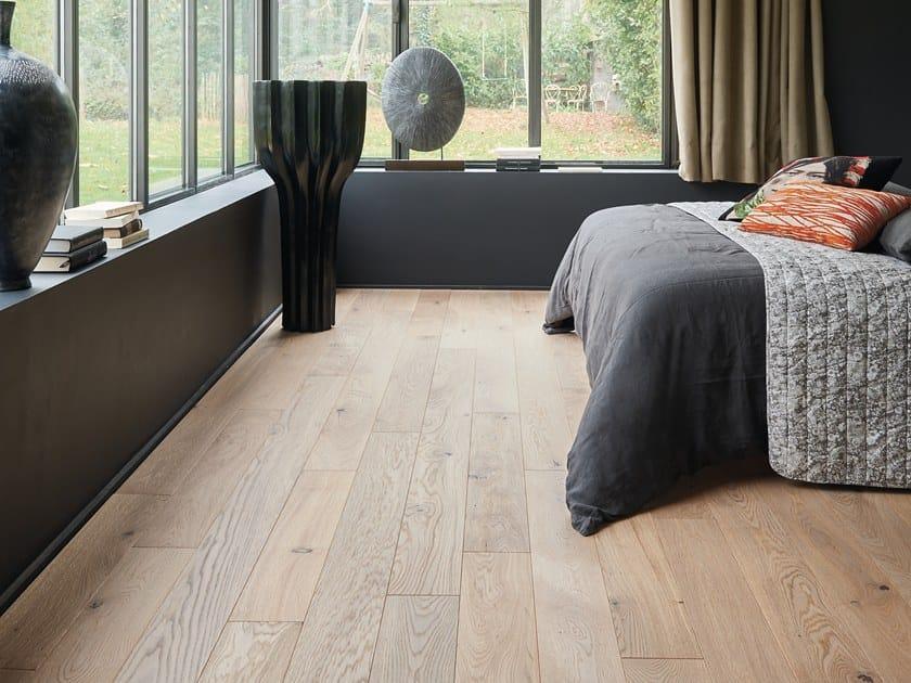 Engineered wood floor FRENCH OAK ZENITUDE LINEN DIVA 139 by PANAGET
