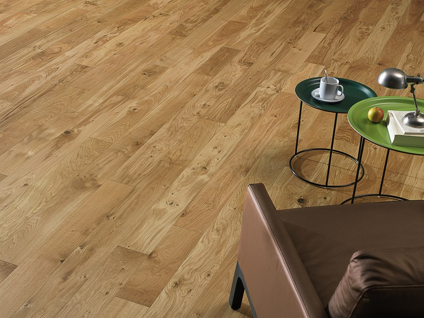 Engineered wood floor FRENCH OAK ZENITUDE NATURAL OIL DIVA 139 by PANAGET