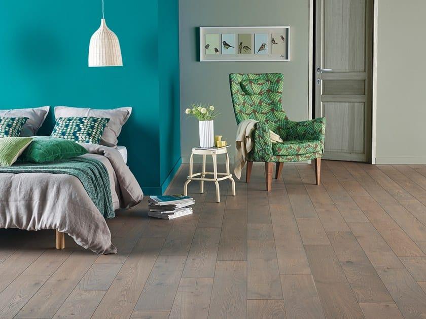 Engineered wood floor FRENCH OAK ZENITUDE TOPIA DIVA 184 by PANAGET