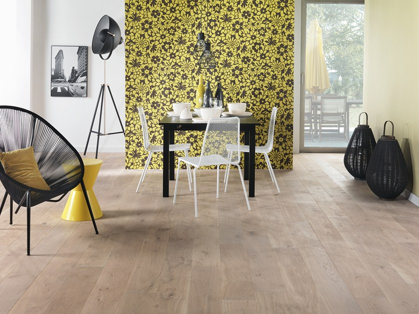 Engineered wood floor FRENCH OAK ZENITUDE TUFEAU DIVA 184 by PANAGET