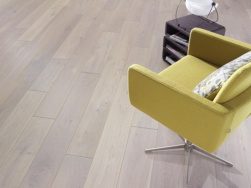 Engineered Wood Floor French Oak Zenitude White Oil Diva 184 By Panaget